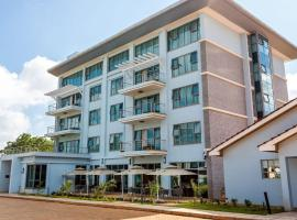 Ulwazi Place by Trianum, hotell i Nairobi