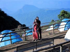 Birds Paradise Camp Munnar, luxury tent in Munnar