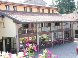 Locanda dell'Oca Bianca, отель в Комо