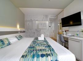 Hotel Aloe Canteras, hotelli Las Palmas de Gran Canariassa
