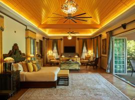 Coorg Wilderness Resort, luxury hotel in Madikeri