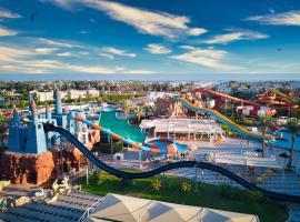 Aqua Blu Sharm El Sheikh - Families and couples only, курортний готель у Шарм-ель-Шейху