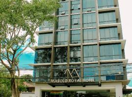 Mabolo Royal Hotel, отель в Себу
