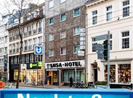 Hansa Hotel, hotel near Stadterhebungsmonument, Düsseldorf