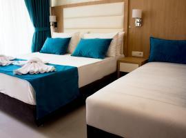 Hotel Krusik - HILLS, hotel u Čanju
