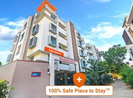 FabExpress SS Luxury Apartment, hotel in Coimbatore