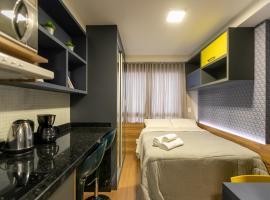 Studio Meu Lar - AYN050, budget hotel in Curitiba