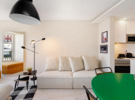 STAYNCO Lisbon Rossio, apartment in Lisbon