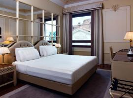 Radisson Blu GHR Rome, hotel in Villa Borghese Parioli, Rome