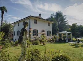 Villa Rossini, villa in Lucca