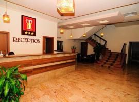 Hotel Termal, hotel din Geoagiu Băi