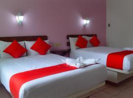 Hotel Kashlan Palenque, hotel in Palenque