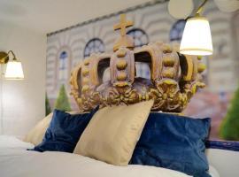 Hotel Queen & Apartments, отель в Великом Новгороде