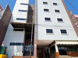 Hotel Madrid, hôtel à Tuxtla Gutiérrez