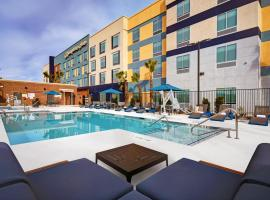 Hampton Inn Las Vegas Strip South, NV 89123, hotel with pools in Las Vegas