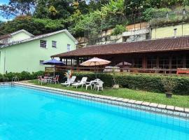 Pousadinha Lá em Casa, pet-friendly hotel in Petrópolis
