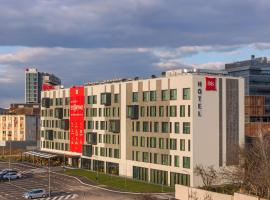 ibis Timisoara City Center, отель в Тимишоаре