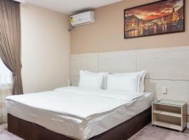 Musafir Hotel, hotel in Tashkent