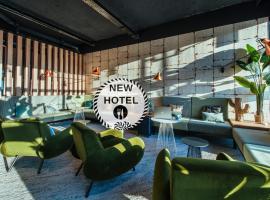 Ibis Styles Rouen Centre Rive Gauche, отель в Руане