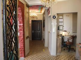 Bahaus Guesthouse Hostel, hostel in Istanbul