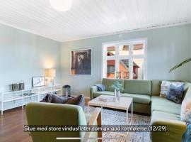 Nice apartment in central Stavanger, leilighet i Stavanger