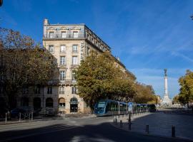 Hôtel de Normandie, hotel near Place de la Bourse, Bordeaux