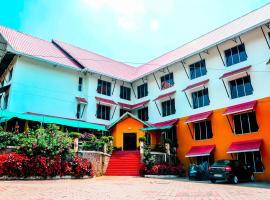 Sri Venkateshwara Residency, hotel en Madikeri