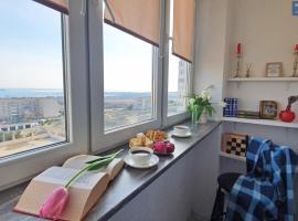 Апартаменты с видом на Геленджикскую бухту, apartment in Gelendzhik