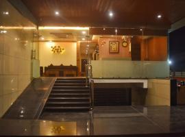 HOTEL CENTRUM, accessible hotel in Kota
