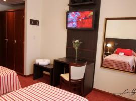 Grand Hotel Libertad, hotel en Nueve de Julio