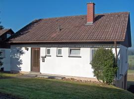 Holiday Home Uhu, vacation home in Dittishausen