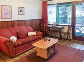 Apartment B 24A, apartment in Dittishausen