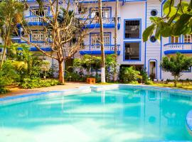Hiline Hotels Serviced Apartments, apartment in Calangute