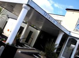 Best Western Ipswich Hotel & Spa, hotel in Ipswich