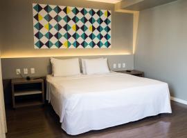 Master Express Cidade Baixa - Próximo à UFRGS e à Santa Casa, hotel em Porto Alegre