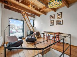 Turfhuys aan het Spaarne, apartment in Haarlem