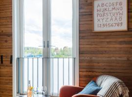 Upperud 9:9, hotel in Åsensbruk