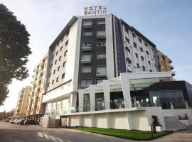 Hotel Santin, hotell i Pordenone