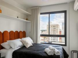 No coração do centro - AYN036, holiday rental in Curitiba