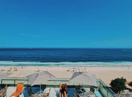 Arena Copacabana Hotel, hotel near Post 5 - Copacabana, Rio de Janeiro
