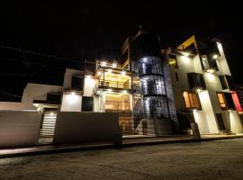 Hotel Boutique Andina de Sal, hotel en Uyuni