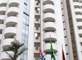Flat completo apenas 1 quadra da Av Paulista, hotel with jacuzzis in Sao Paulo