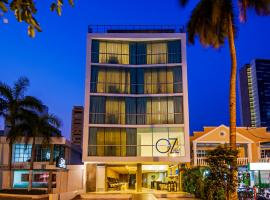 Oz Hotel Cartagena, hotel in Cartagena