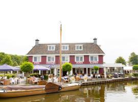 Schippershuis Terherne, hotel near Sneek Station, Terherne
