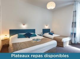 Hotel De La Pommeraie, hotel in Le Mans