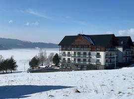 Stylchyn 90 Apartamenty nad Jeziorem Czorsztyńskim – hotel w Kluszkowcach