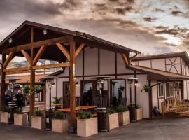 Loyal Duke Lodge, family hotel in Salida