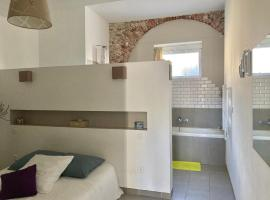 Quetzal, apartment in Perpignan