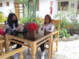 HOSTAL EL VIRREY II, guest house in Huaraz