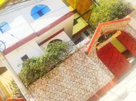 Hostal Vacahouse Huaraz, B&B in Huaraz